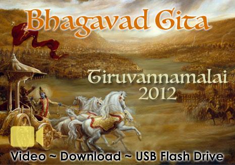 Bhagavad Gita Tiru 2012 ~ VIDEO