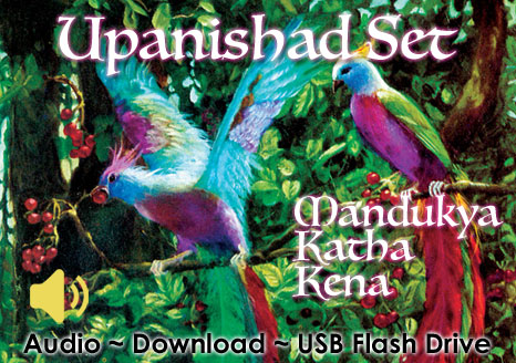 Upanishad Set - MP3 AUDIO