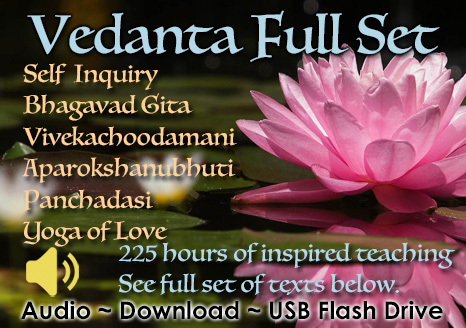 Vedanta Full Set - MP3 AUDIO