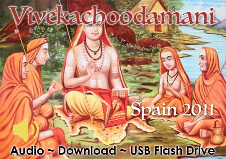 Vivekachudamani Spain 2014 - MP3 AUDIO