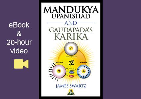 Mandukya Upanishad Video & Ebook ~ Trout Lake, WA ~ 2018