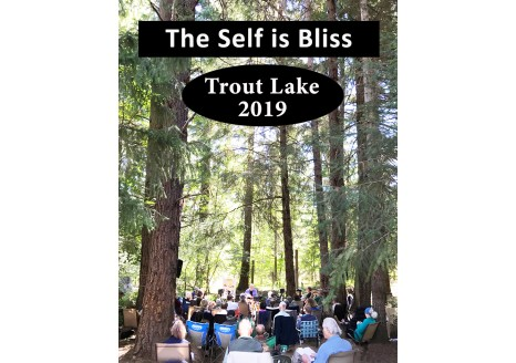 The Self is Bliss ~ Trout Lake, 2019 ~ Audio