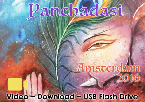 Panchadasi Amsterdam 2016 - VIDEO (chapters 1 & 2)