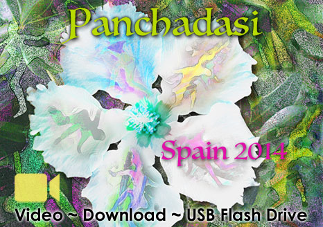 Panchadasi Spain 2014 - VIDEO