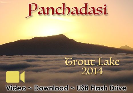 Panchadasi Trout Lake 2014 - VIDEO